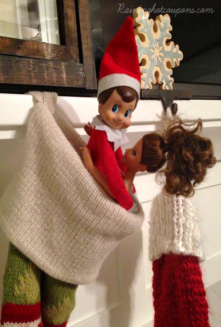elf- stocking
