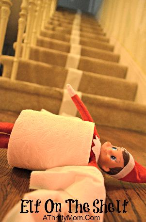 elf on a shelf ideas for christmas eve snacks