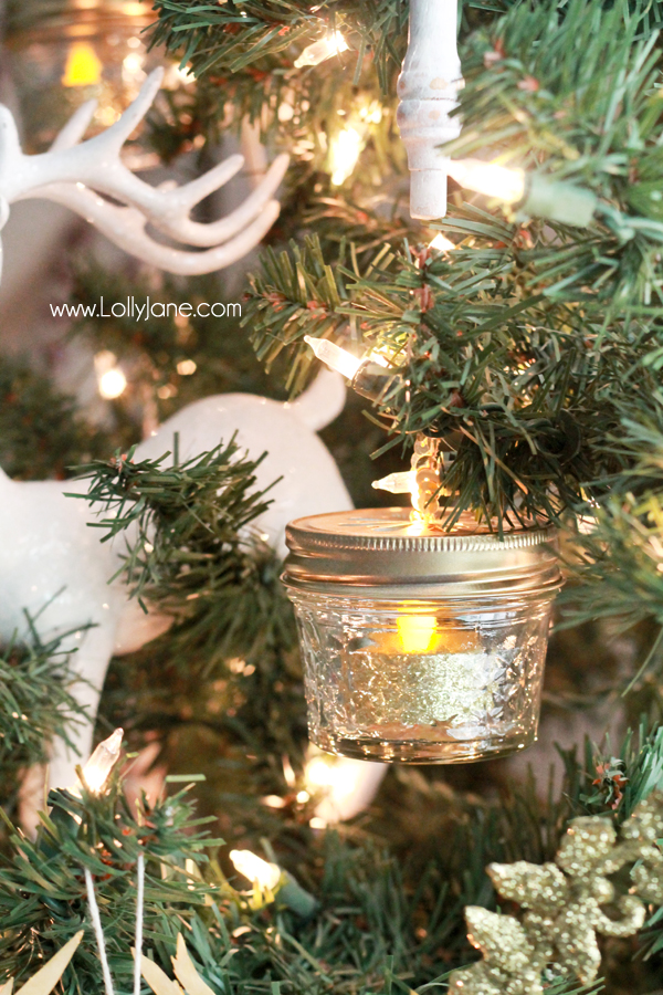 rustic-ball jar ornaments