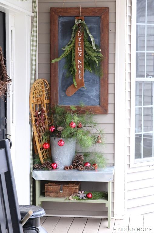 rustic-porch decor