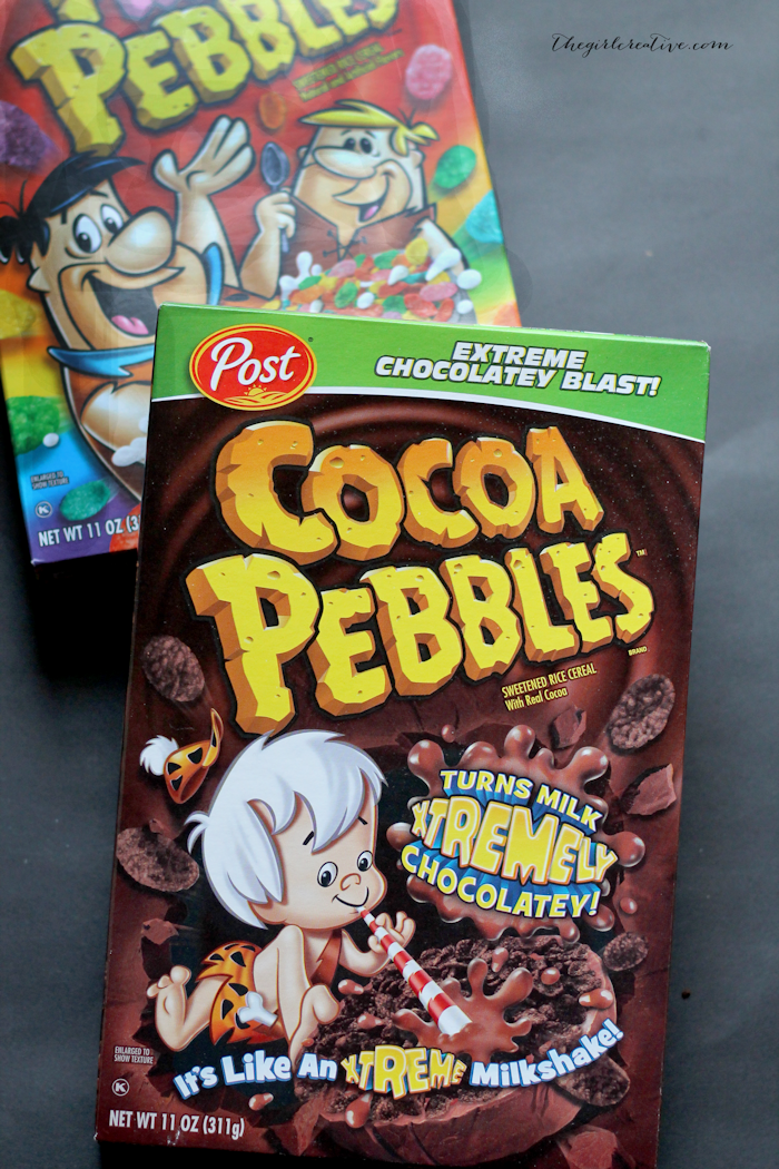 cocoa pebbles product