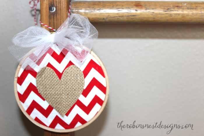 Ebroidery Hoop Hearts