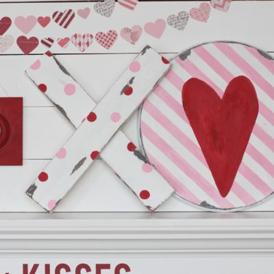Rustic Decorating Ideas for Valentine's Day