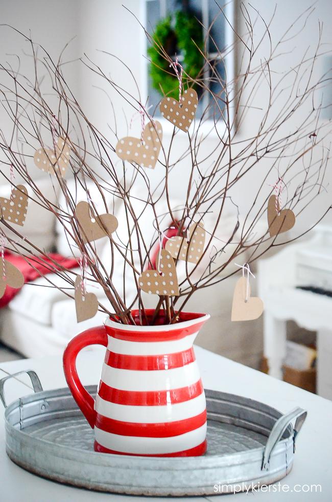 Valentine Tree - Simply Kierste