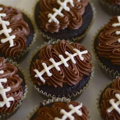 Football Themed Desserts