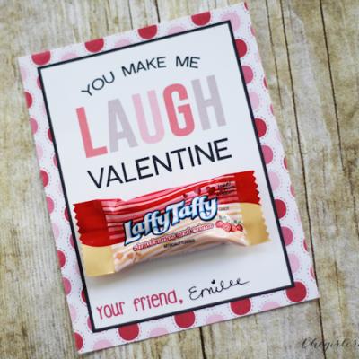 Laffy Taffy Valentines
