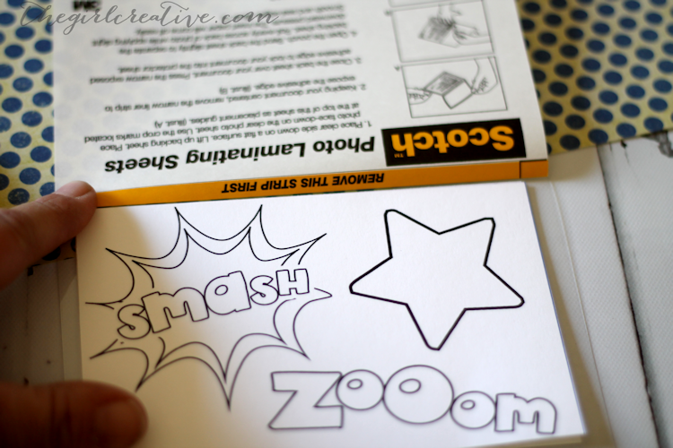 Dry Erase Coloring Book for Boys2