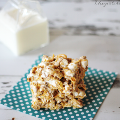Honey Bunches of Oats Marshmallow Treats
