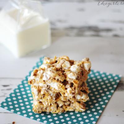 Honey Bunches of Oats Marshmallow Treats