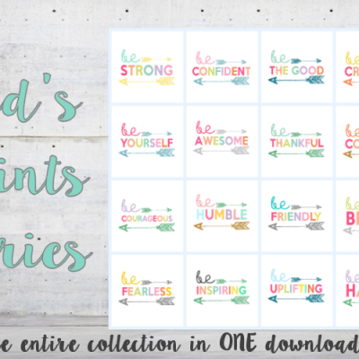 Kid's Prints Series | The Entire Collection in One Place