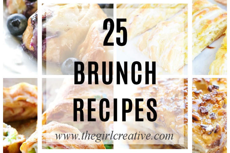 25 Delicious Brunch Recipes