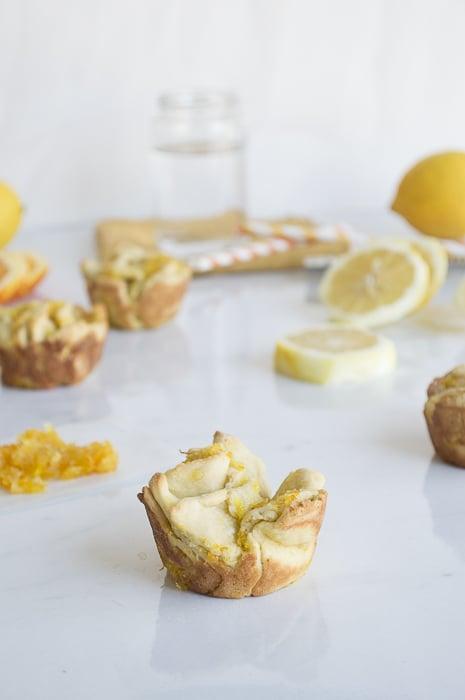 Lemon-Pull-Apart-Sweet-Rolls-the first year blog