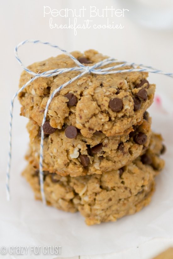 Peanut-Butter-Breakfast-Cookies-crazy for crust