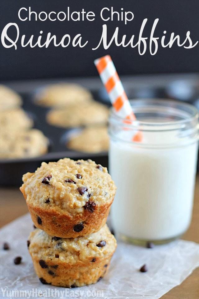 Quinoa-Muffins-yummy healthy easy