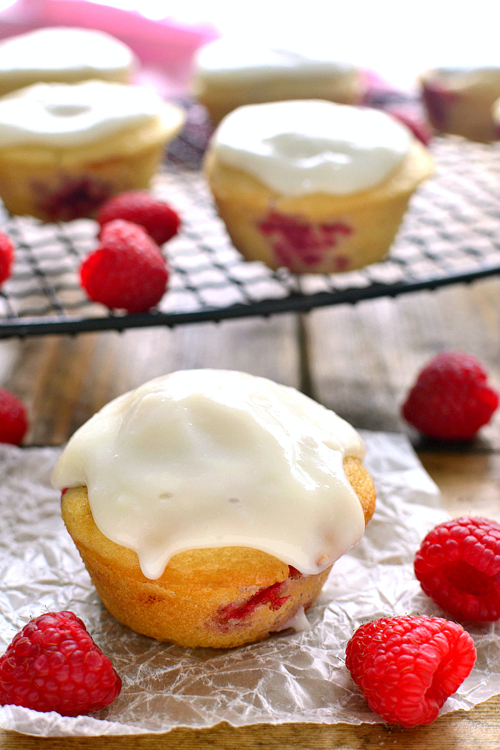 Raspberry-Muffins-lemon tree dwelling