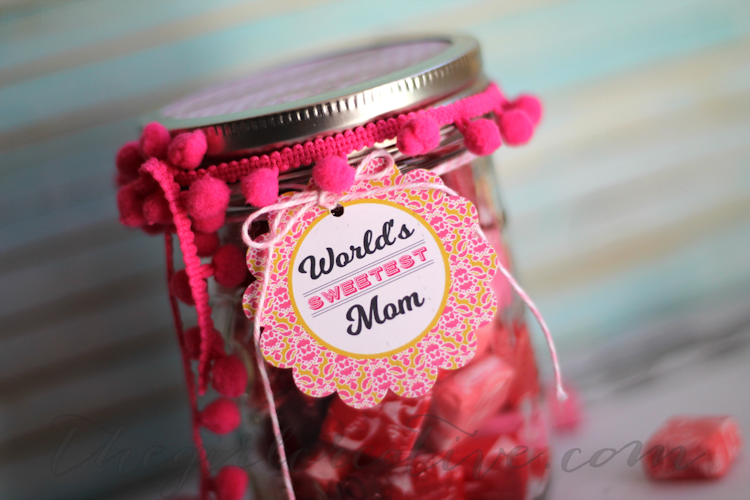 World's Sweetest Mom Mother's Day Gift