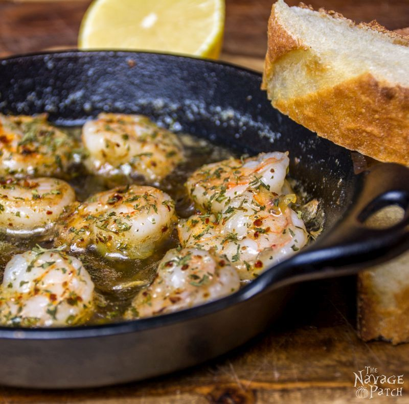 shrimp garlic and butter