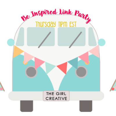 Be Inspired Link Party | July 14
