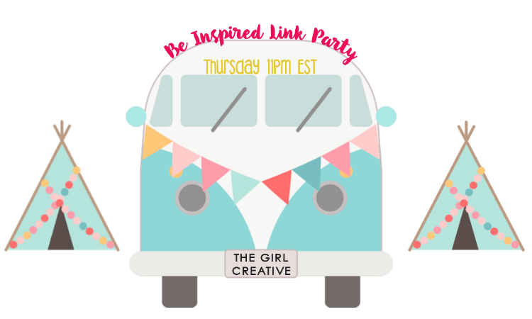 Be Inspired Link Party | May 26