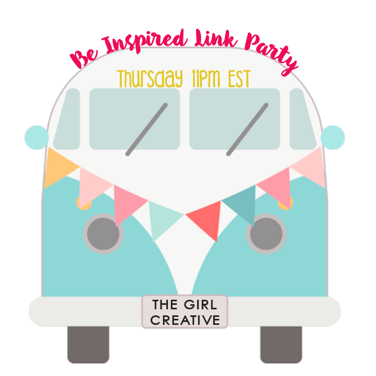 Be Inspired Link Party-Thursday