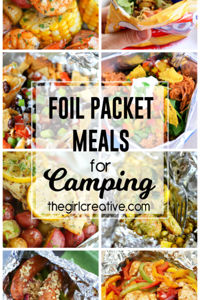 Delicious foil packet meals for camping that you must try!
