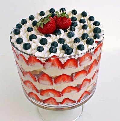 Patriotic Trifle - TGWAE