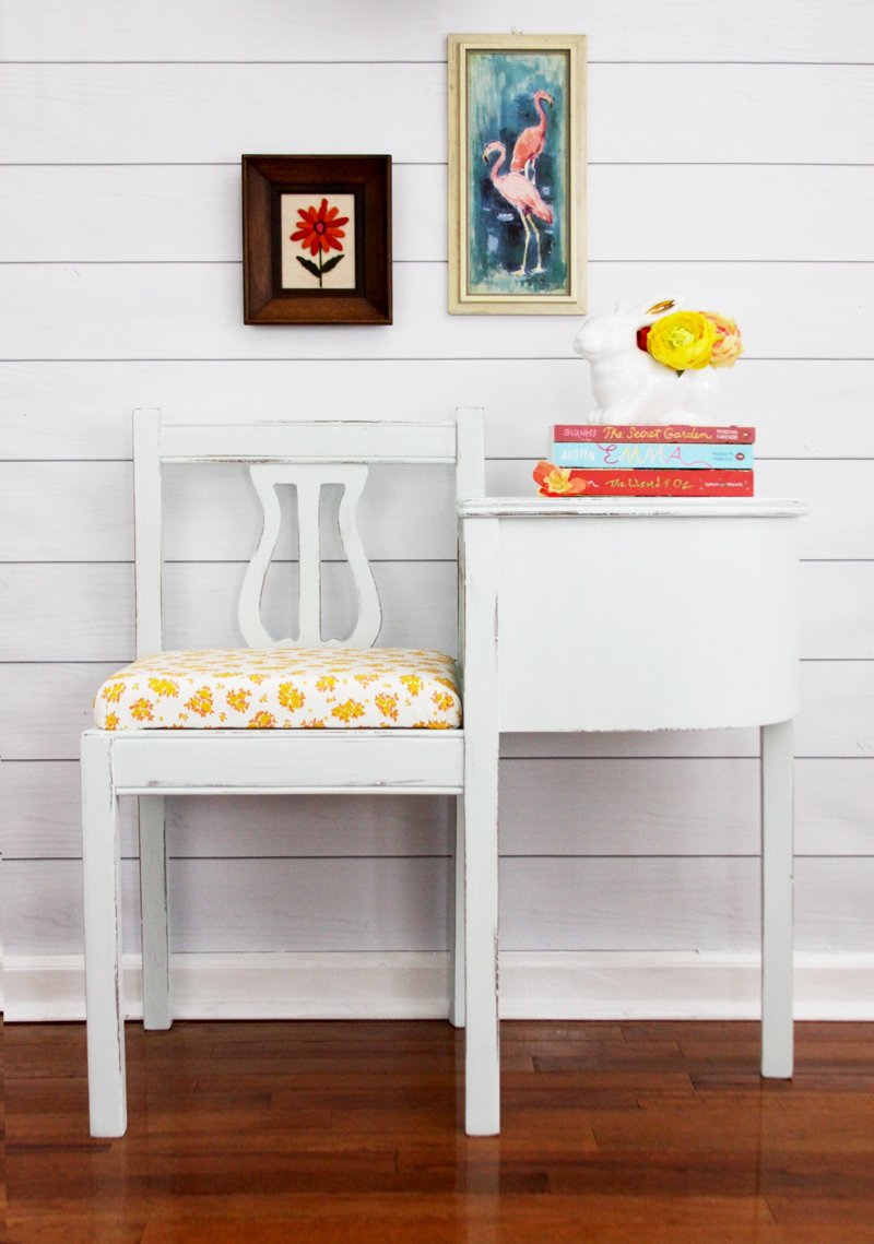Pretty-Milk-Paint-Bench-Renovation