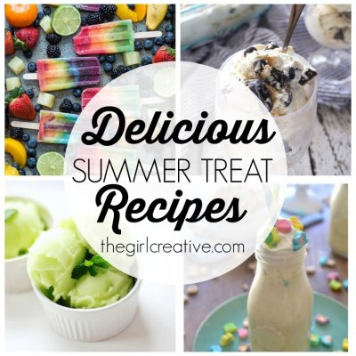 Delicious Summer Treat Recipes