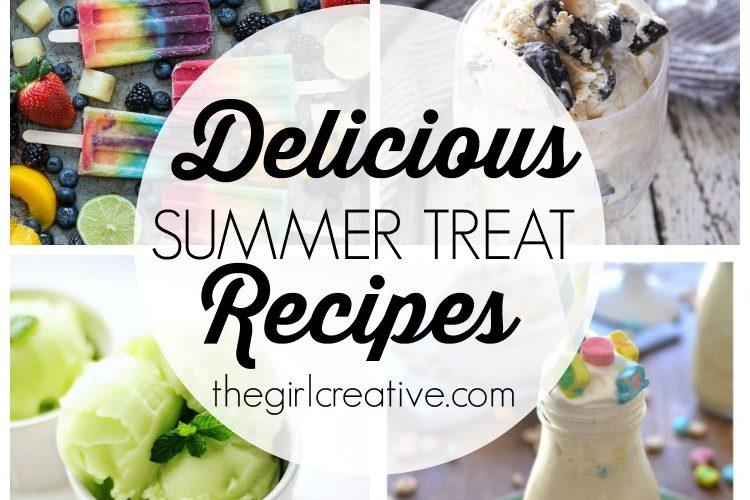 Delicious Summer Treat Recipes