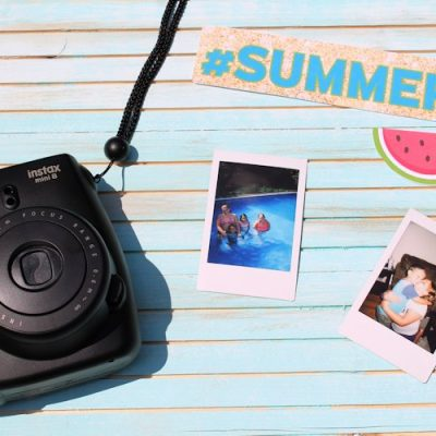 Summer Photo Display Board