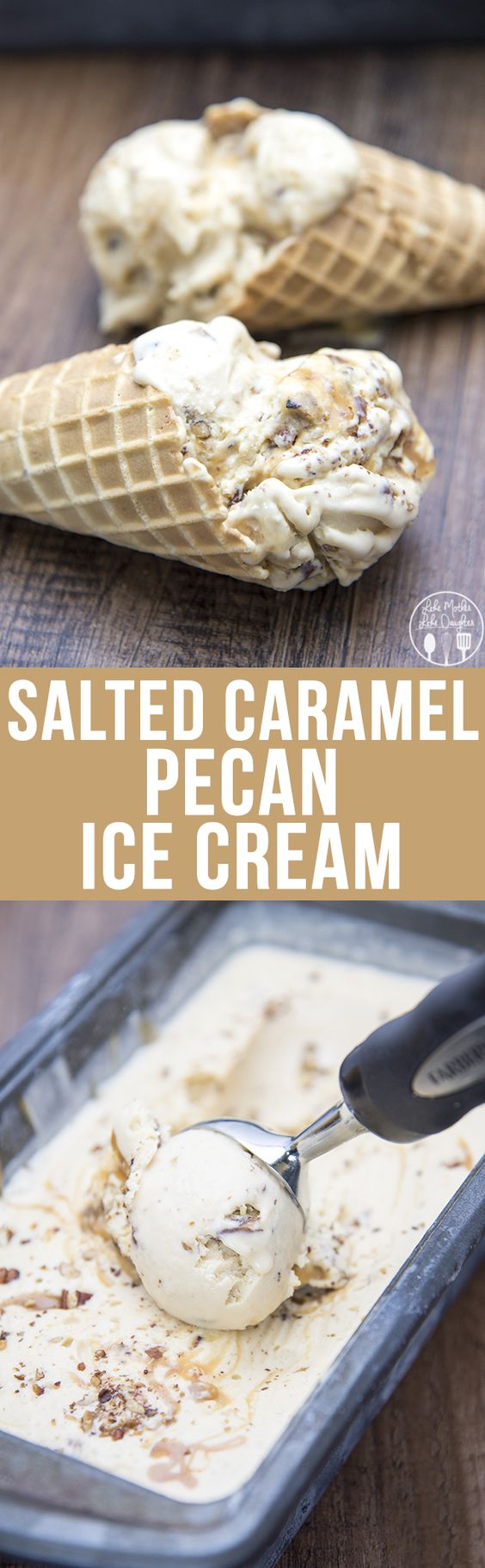 salted caramel pecan ice cream