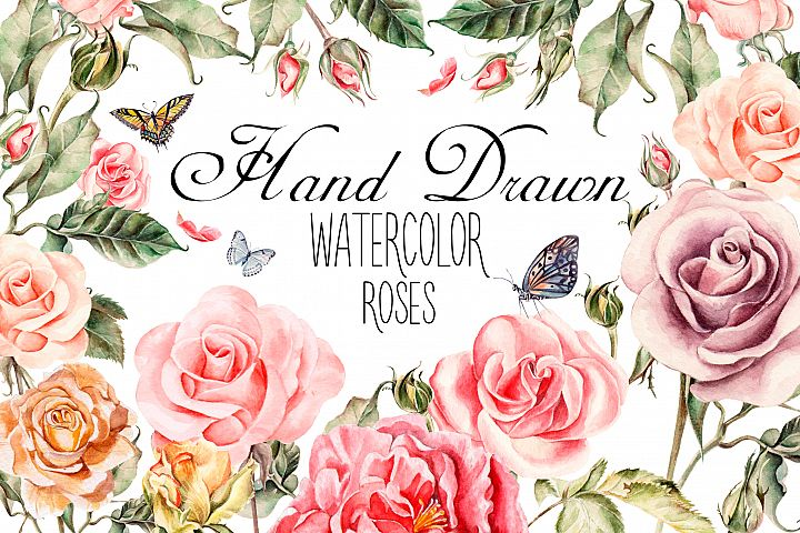 2124-handdrawnwatercolorroses1