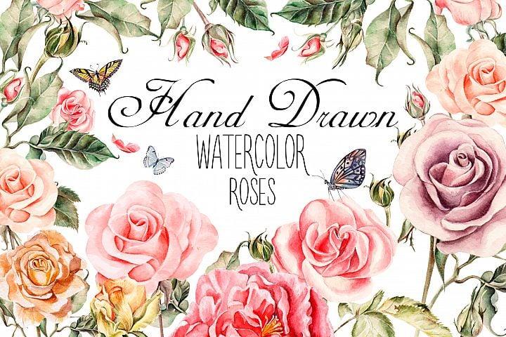 2124-handdrawnwatercolorroses1