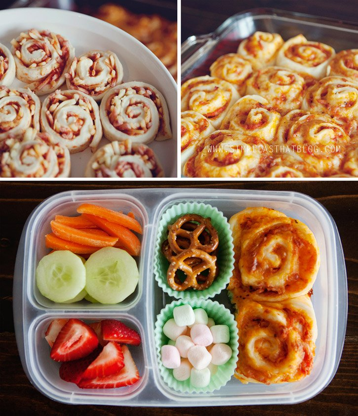 pizza buns -simple as that