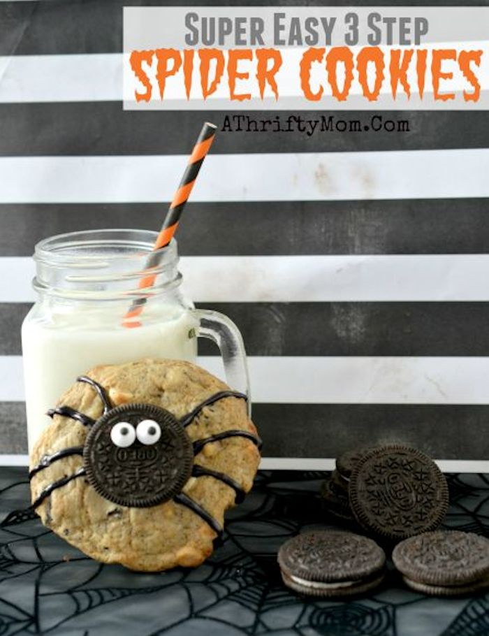 easy-halloween-spider-cookies
