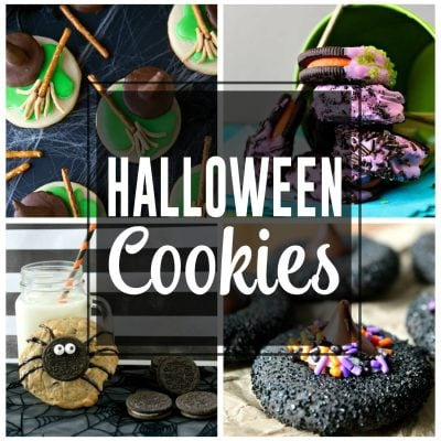 The BEST Halloween Cookies