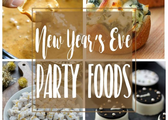 New Years Eve Party Foods