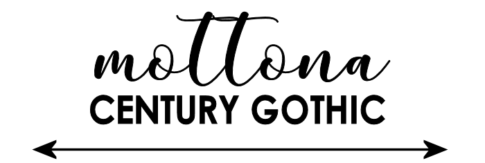 Favorite Font Combinations - Volume 2 - The Girl Creative