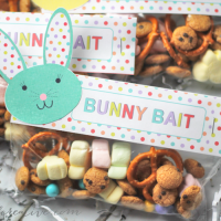 Bunny Bait Snack Mix for Easter