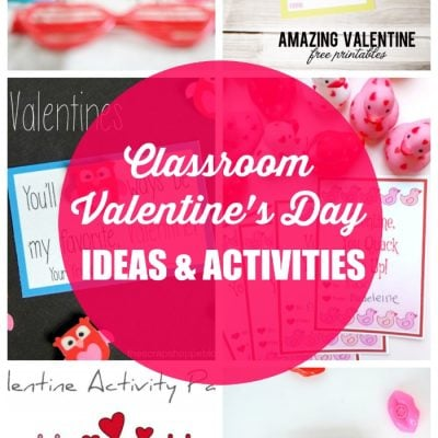 Classroom Valentine's Day Ideas and Activities