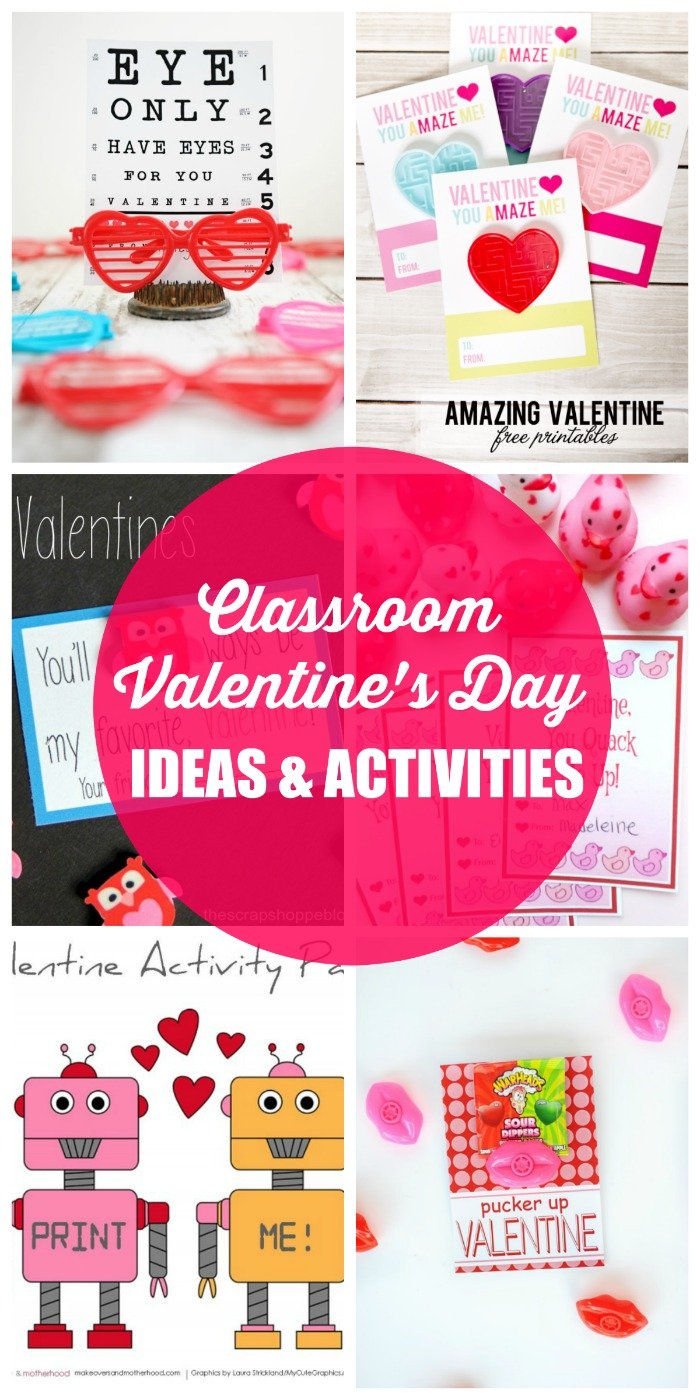 Classroom Design For Valentines ~ Classroom valentine s day ideas and activities the girl