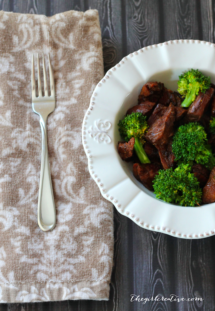 Slow Cooker Beef and Broccoli - Easy Weeknight Dinner