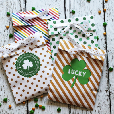 St. Patty's Day Treat Bags