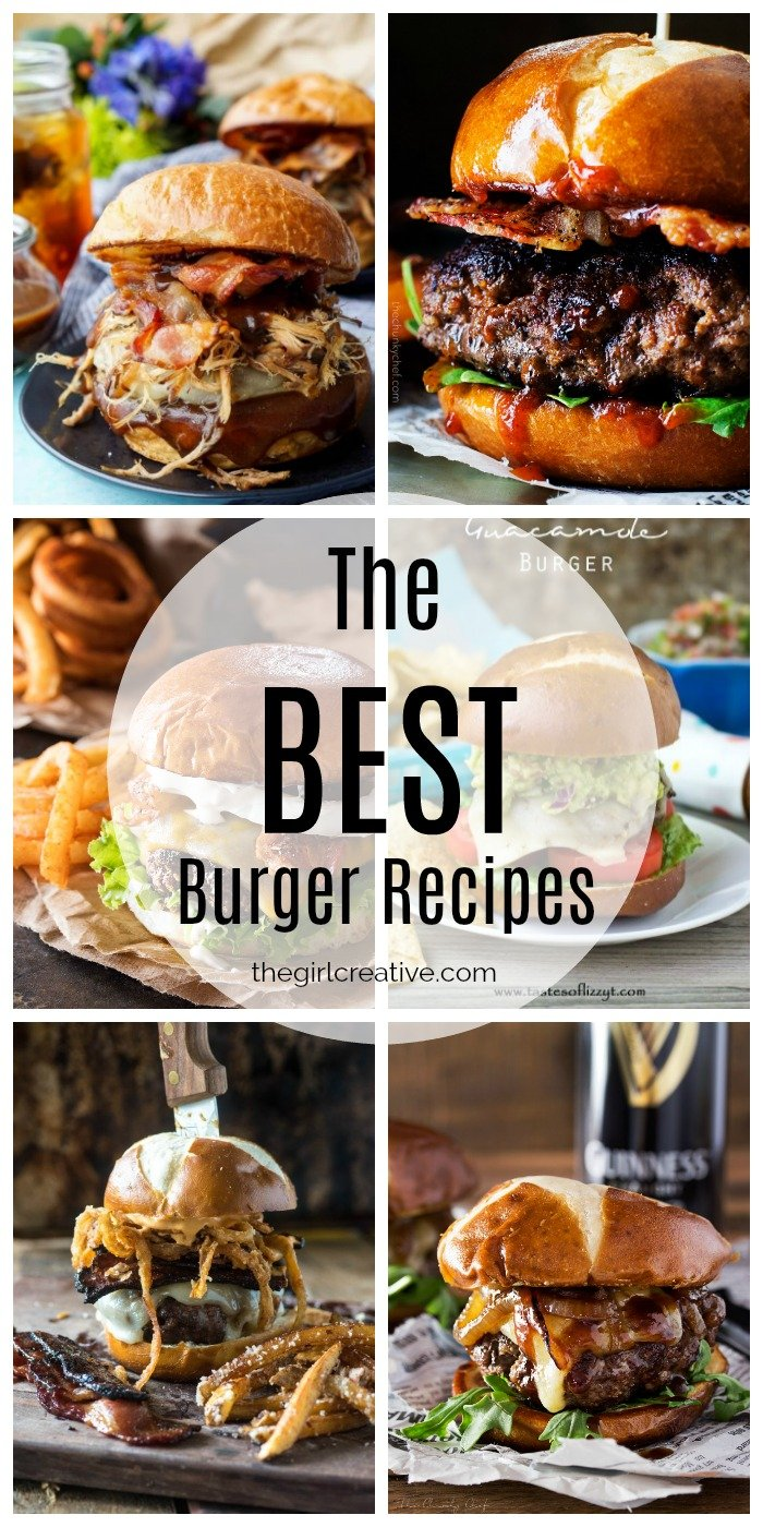 The Ultimate Collection of The BEST Burger Recipes | Hawaiian Burgers | Bacon Cheeseburgers | Messy Manly Food