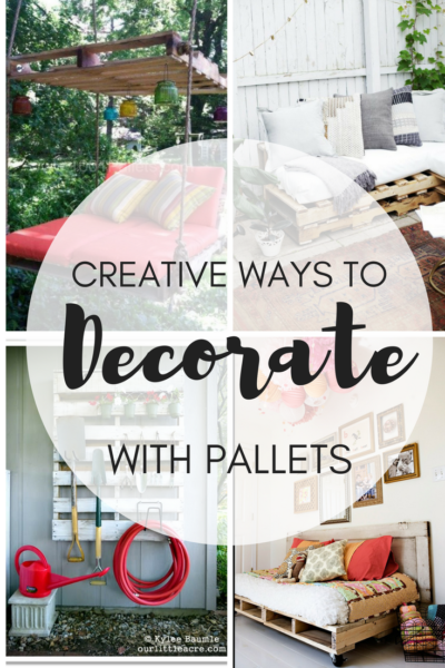 Creative Ways to Decorate with Pallets | DIY Pallet Projects | Pallet Signs