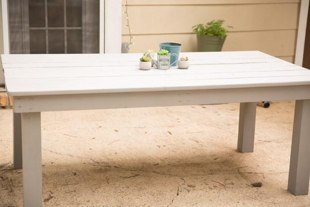 Stunning Diy Farmhouse Tables The Girl Creative