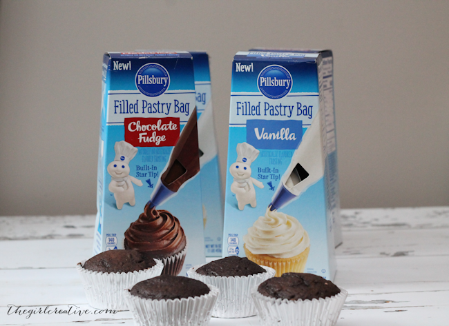 Pillsbury Filled Pastry Bags