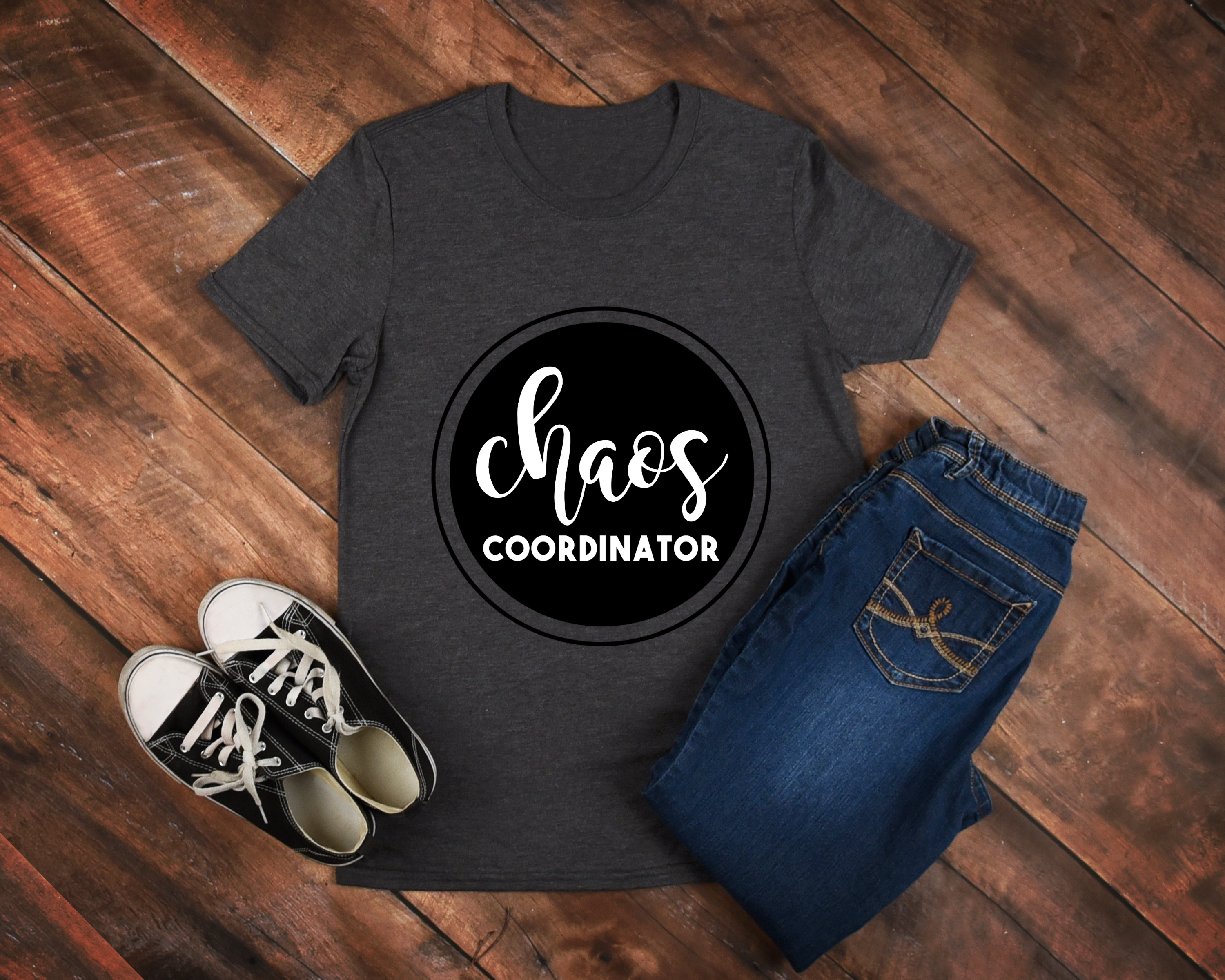 Chaos Coordinator SVG | T-shirt Idea