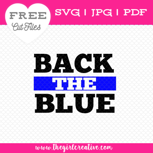 Law Enforcement Back the Blue