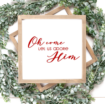 Christmas Printables for Your Home